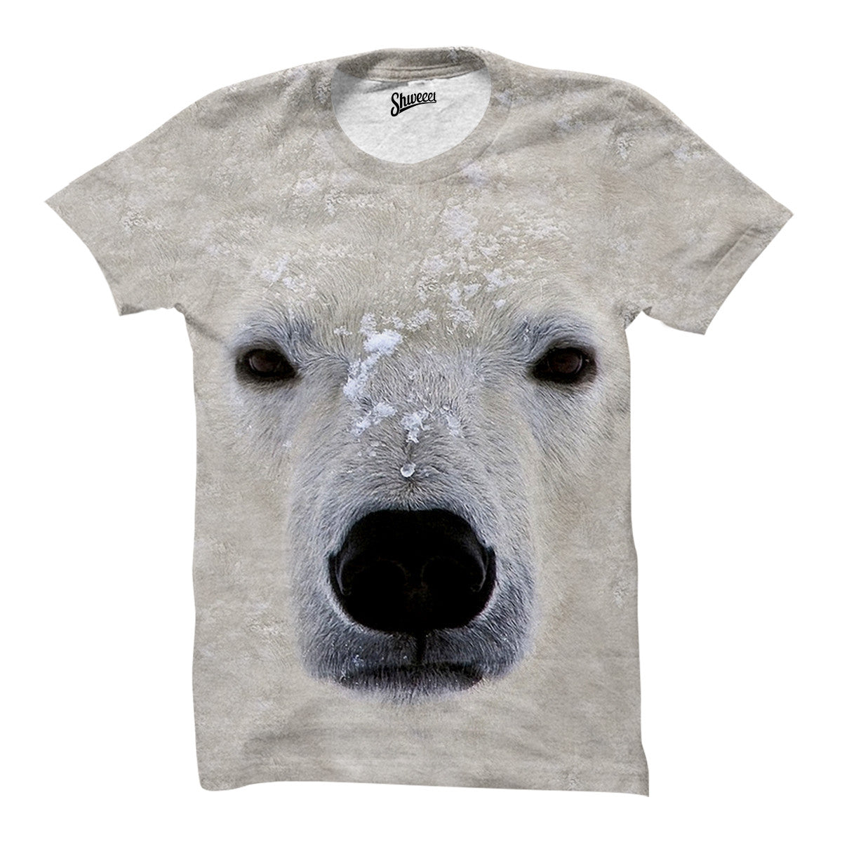 Polar Bear T shirt - Shweeet
