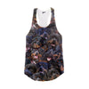 Image of Rottweiler Faces Racerback Tank Top