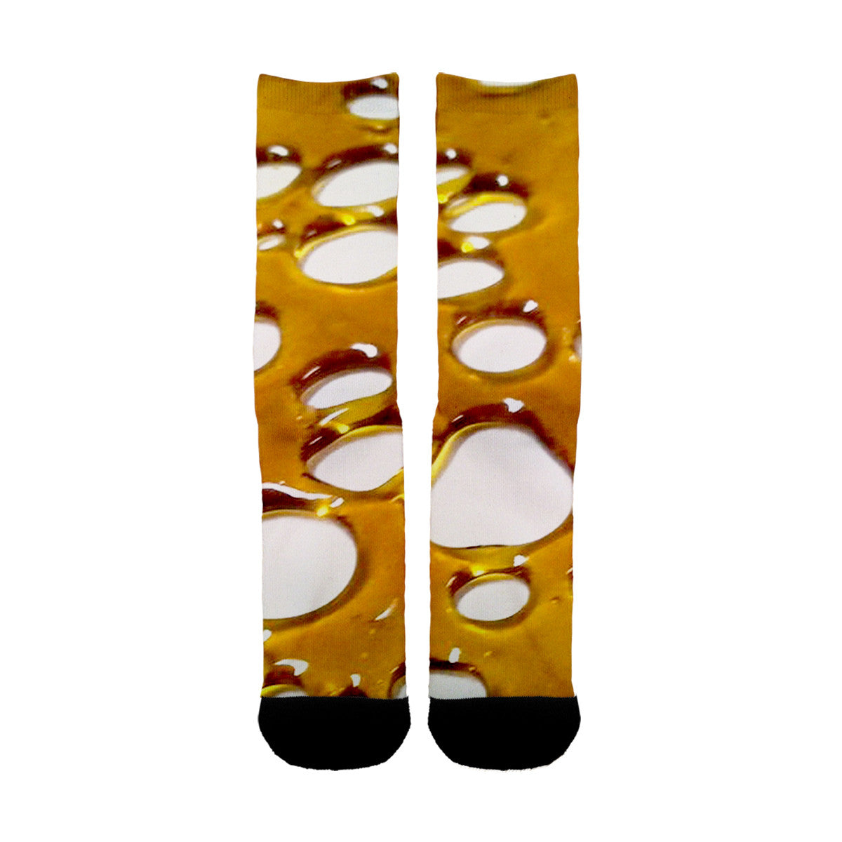 Shatter Wax Socks
