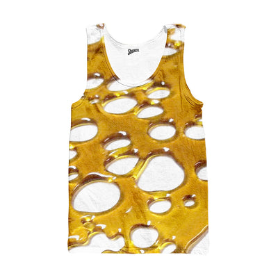 shatter island tank top