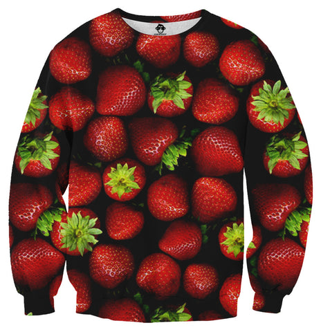 Strawberry Sweater - Shweeet