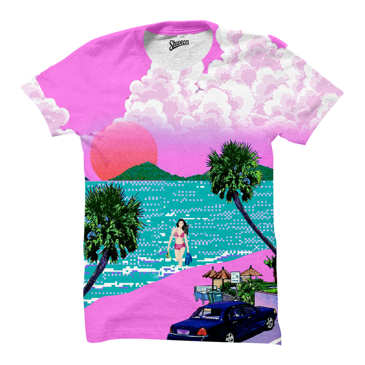 Beach Dreams Shirt - Shweeet
