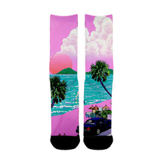 Beach Dreams Socks - Shweeet