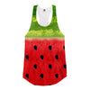 watermelon racerback tank top