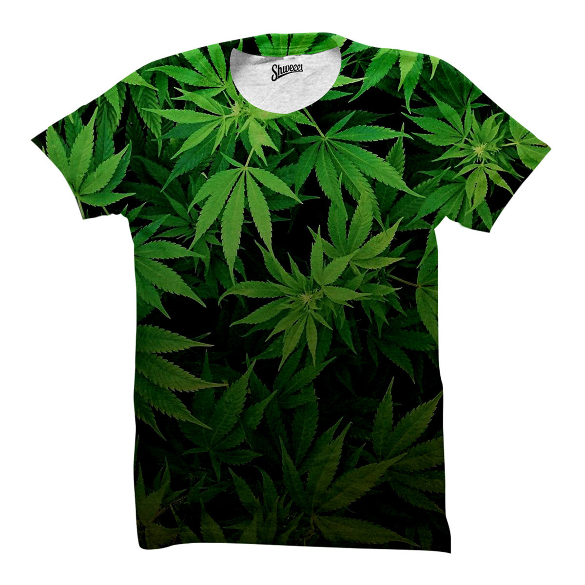 Weed Leaves Shirt - Shweeet