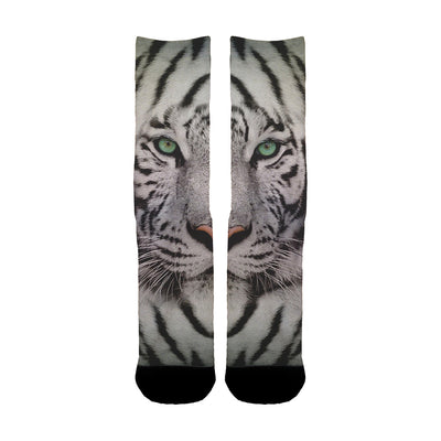 White Tiger Socks - Shweeet