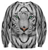 Image of White Tiger Sweater - Shweeet