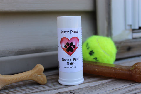 Pure Pups Nose & Paw Balm
