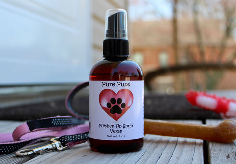 Pure Pups Freshen Up Spray