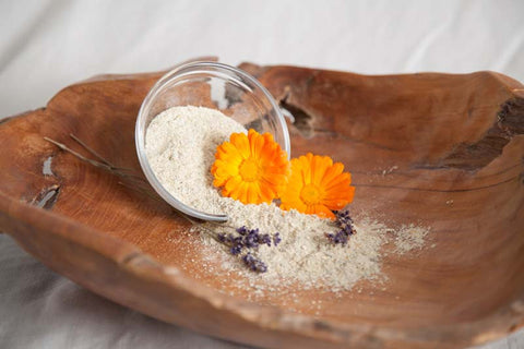Facial Scrub Powder