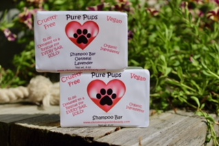 Pure Pups Shampoo Bars