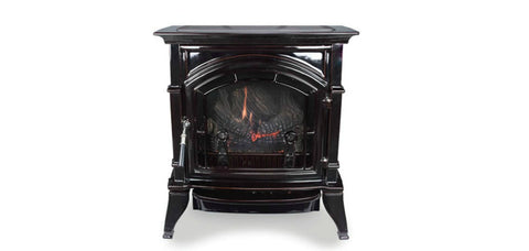 Monessen Vent Free Cast Stoves - Enamel Brown - Propane Gas - CSVF30