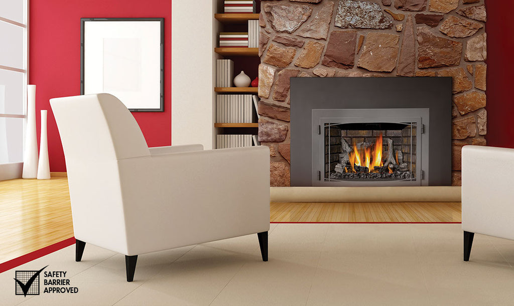 Napoleon Infrared 3 Direct Vent Gas Fireplace Insert Phazer