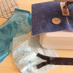 Bases de couture niveau 2 Sewing basics level 2