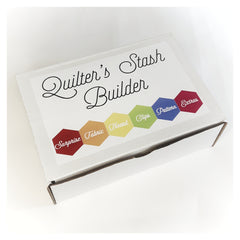 Quilter's Stash Builder
