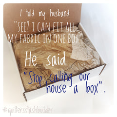 Stop calling our house a box!