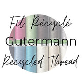 Gutermann Fil Recycle Recycled Thread