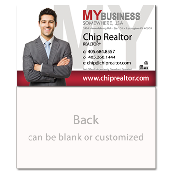 'A Superstar' Real Estate Card-Prostyle-AGENTestore
