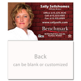 Brick Wall Real Estate Card - AGENTestore