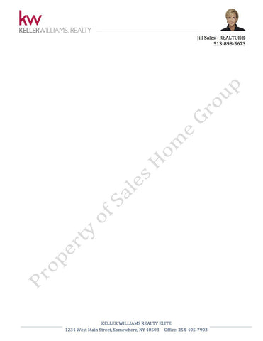 Everlasting Digital Letterhead - AGENTestore