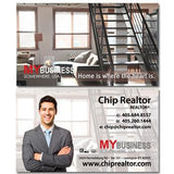 Home and Heart-Loft Real Estate Card - AGENTestore