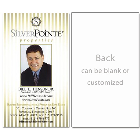 Agentestore business cards page 3 vertical gold stripes agentestore reheart Images