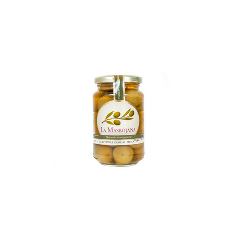 La Masrojana Gordal Olives (Mildy spicy)