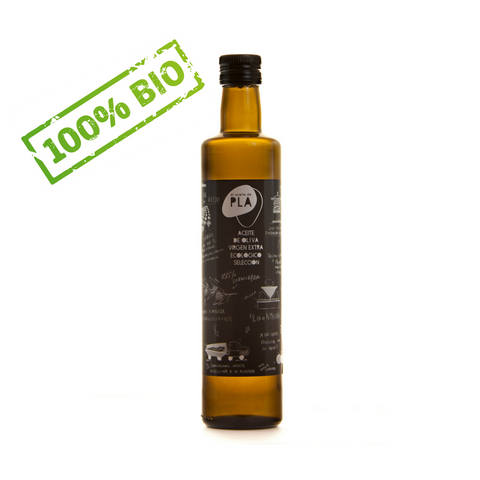 PLA Organic Extra Virgin Olive Oil 500 ml