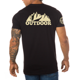Men/Women BADDASS OUTDOOR T