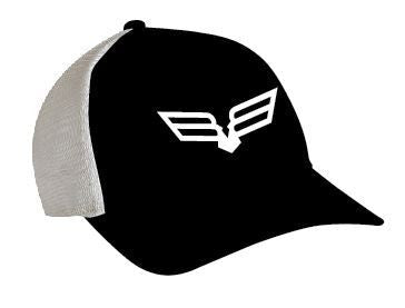 Textron Off Road Trucker Cap - Black
