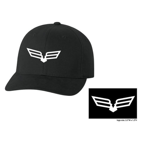 Textron Off Road Flex Fit Cap - Black