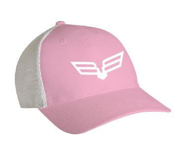 Textron Off Road Trucker Cap - Pink