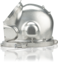 Stainless steel shell