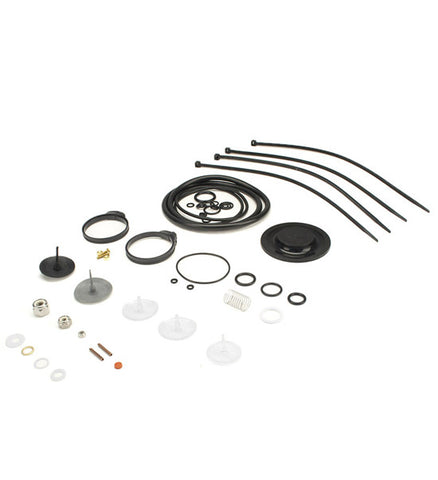 Kirby Morgan Soft Goods Overhaul Kit For SL SuperLite 17C, 17K & KM 37