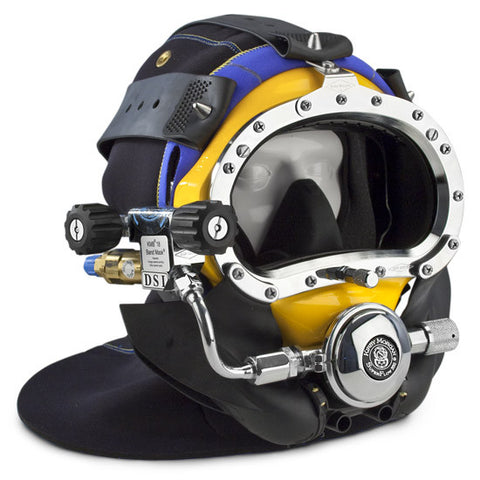Kirby Morgan KMB Bandmask 18B Full Face Diving Mask