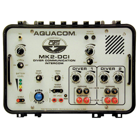 OTS Aquacom MK2-DCI 2 Diver Air Intercom