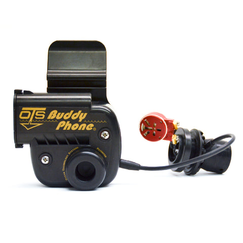 DSI-BUD-D2 OTS Buddy Phone Through-Water Transceivers for Kirby Moran M-48 Full Face Mask