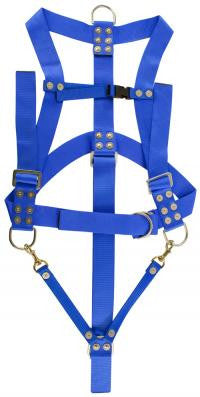 Miller Diving Blue Divers Safety Harness - Size X-Large