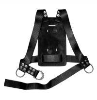 Miller Diving Black Backpack Harness - Size X-Large