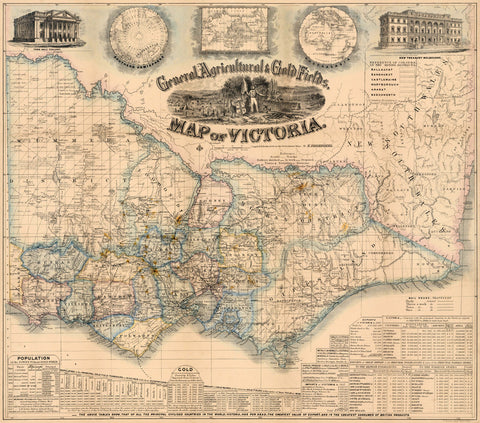 Old Maps Of Provinces Counties Territories AncientShades - Old map reproductions