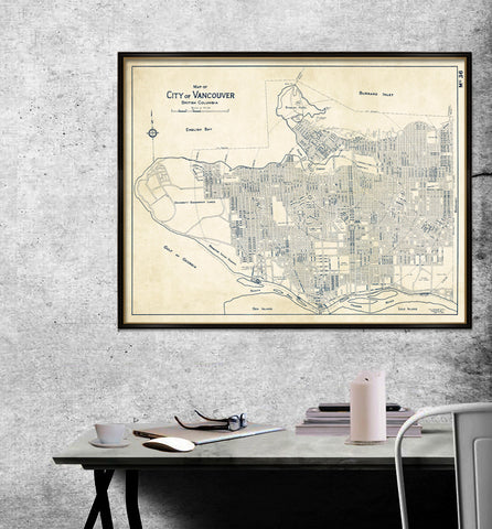 Vintage And Historical Maps Fine Prints For Wall Decoration - Historical wall maps