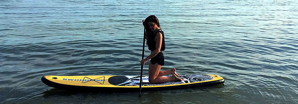 Swordfish paddle board