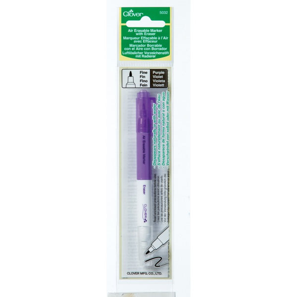 Air Erasable Marker with Eraser