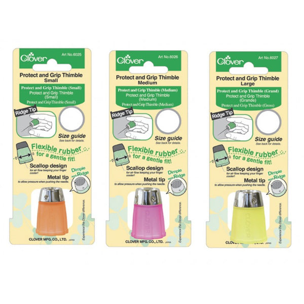 Clover Protect and Grip Thimble