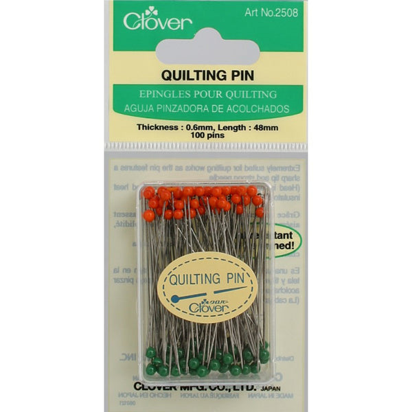 Quilting Pins 100 Count