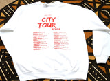 City Tour Sweat Shirt