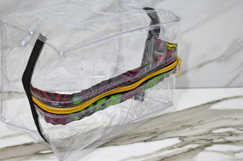 Clear Makeup bag(small)