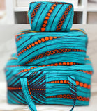 African Print Makeup Bag(large)