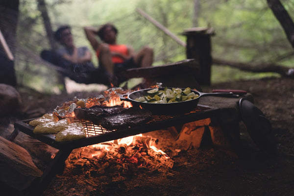 5 Easy & Awesome Camping Meals