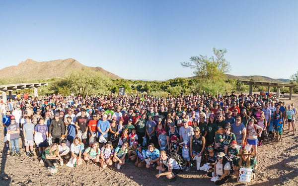 Salt River Cleanup | Sept. 8, 2018